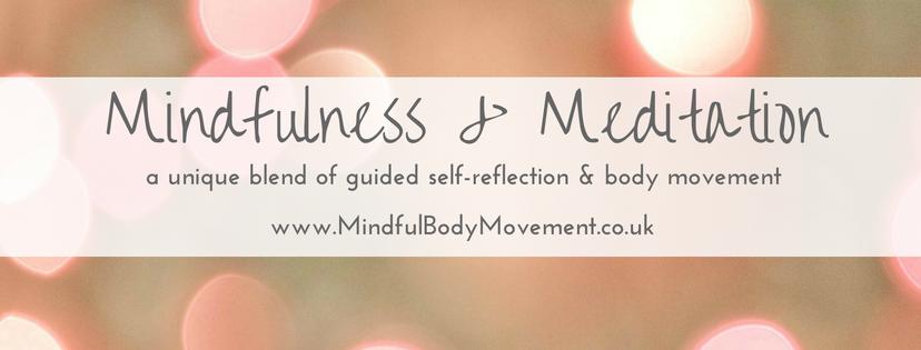 MindfulBodyMovement Courses and Workshops Surbiton